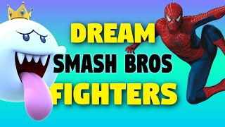 Our DREAM Smash Bros Fighters + Your DARES! - The Erickson Exchange