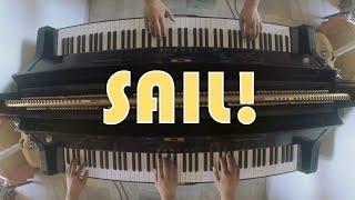 AWOLNATION - Sail (Piano cover)