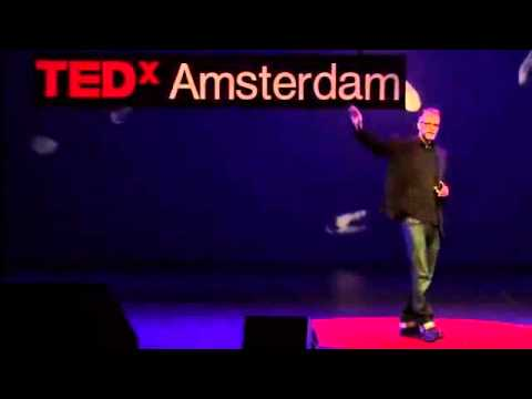 Live performance  TEDxAmsterdam, 2011