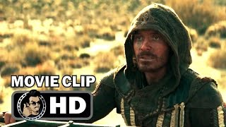 ASSASSINS CREED Movie Clip  Carriage Chase 2016 Michael Fassbender SciFi Action Movie HD