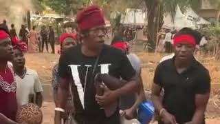 Jajaja Ogene igbo… Live Performance Today