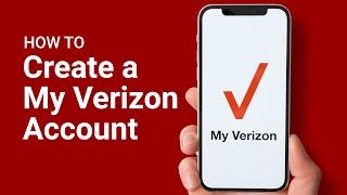 How to Create a My Verizon Account