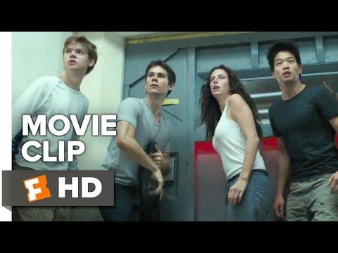 Maze Runner: The Scorch Trials Movie CLIP - Open This Door (2015) -  Dylan O'Brien Movie HD