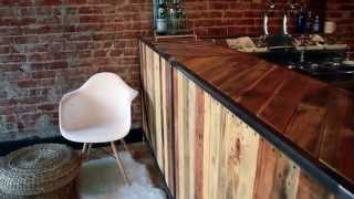 Custom Coffee Bar Build