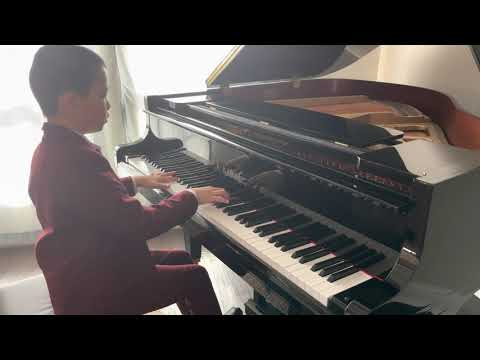 11 year old student 2 years piano instruction