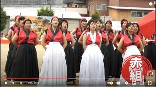 佐賀女子高等学校 体育祭 応援合戦