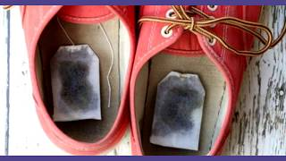 Зачем она ПОЛОЖИЛА ЧАЙНЫЙ ПАКЕТИК в обувь?! Ты сделаешь так же!