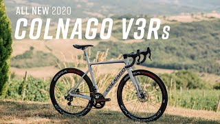 Colnago V3Rs First Look | Sigma Sports