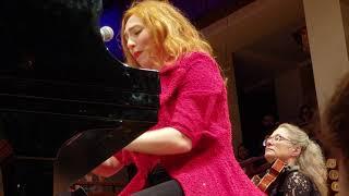 Regina Spektor Performing Apres Moi At The Kennedy Center 1122018