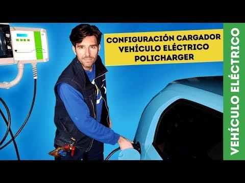 CÓMO CONFIGURAR CARGADOR COCHE ELÉCTRICO (POLICHARGER)