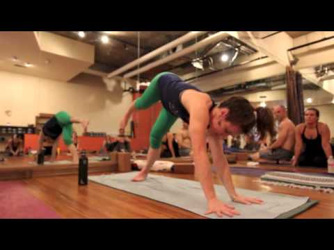 Yoga Tips With Christina Sell - How To Flip Your Dog
