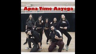 Apna Time Aayega  Gully Boy  Ranveer Singh & Alia Bhatt  DIVINE  Dub Sharma  Dance Cover