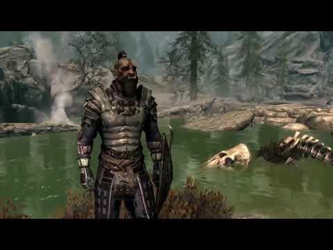 Видео № 2 из игры Elder Scrolls V: Skyrim (Б/У) (без коробки) [NSwitch]