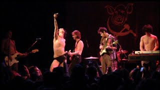 "Fat White Family - ""Cream of the Young"" live Bowery Ballroom Oct. 2014"