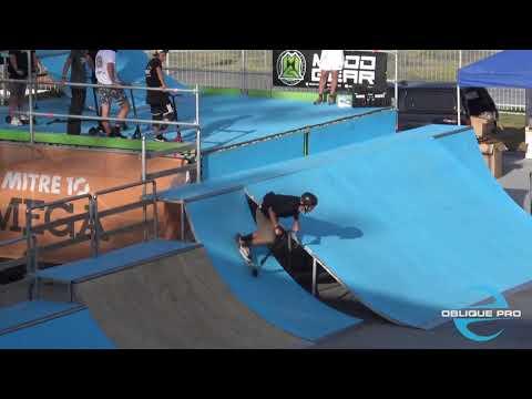 Joseph Gemmola - New Zealand ASA Scooter Nationals - Pros