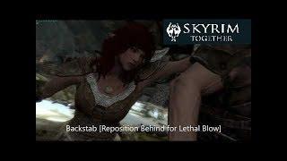 Skyrim Together [Co-op Mod] | Custom Requiem Server Combat Features