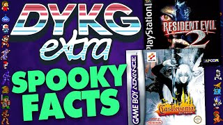 Halloween Special - Did You Know Gaming? extra Ft. Dazz (spooky)