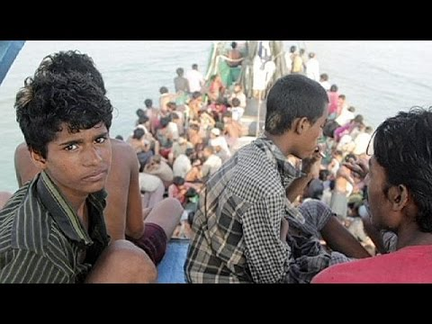 Sud-est asiatique : des clandestins musulmans refoulés par la Malaisie et l'Indonésie (Màj)