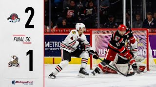 IceHogs vs. Griffins | Jan. 15, 2020