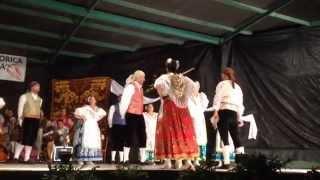 preview picture of video 'XXVI Muestra Folclórica en Nonduermas 2013'
