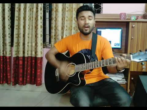 Protibad | Cryptic Fate | Acoustic Cover By Rezaul Karim Babu |