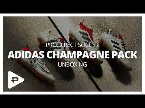 Unboxing: adidas Champagne Predator Mania
