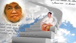 Ibu  Yang Tercinta - Hajah Kee Ramlah Kee Abu Bakar