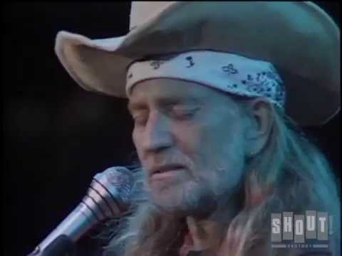 """Willie Nelson - """"Blue Eyes Crying in the Rain"""" (Live at the US Festival, 1983)"""