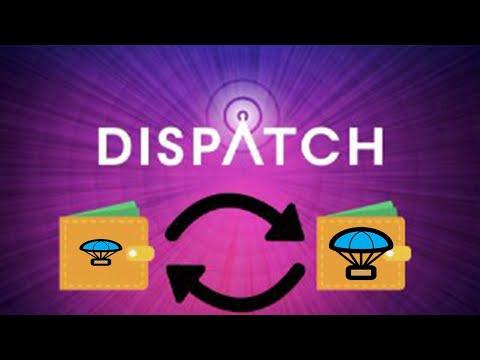 U$40 Dólares Grátis no Airdrop Dispatch , Acaba rápido !