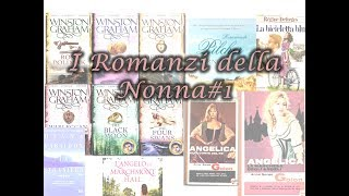 I Romanzi della Nonna#1: Angelica di Anne e Serge Golon