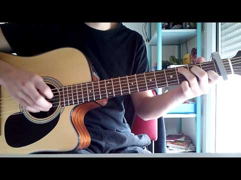 <b>Reprise de la semaine</b><br />No woman no cry// fingerstyle (Bob marley)