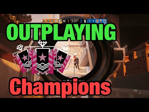 OUTPLAYING Champions - Rainbow Six Siege: Operation Ember Rise