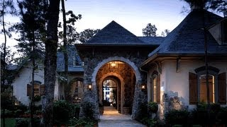 Design #9254 The Ashwood Manor French Country From Design Basics Home Plans