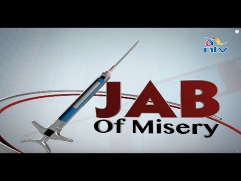 Jab of misery - Part 2