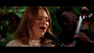 Freya Ridings   Love Is Fire (Secret Garden Party   YouTube Space London)
