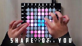 Ed Sheeran - Shape Of You (Ellis Remix) - Launchpad Pro Cover