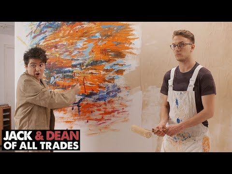 Malíři - Jack and Dean of all trades (S01E02)