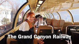 Grand Canyon Railway Station, Grand Canyon National Park