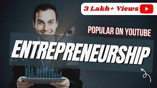 Entrepreneurship by CA Jaishree Soni for CS Foundation Business Environment & Entrepreneurship