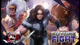 ส่องแพทช์ใหม่ X-Force - Marvel Future Fight