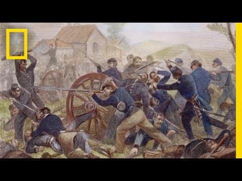 Winston Groom: The Battle of Shiloh 1862 | Nat Geo Live thumbnail