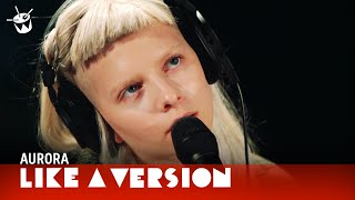 Aurora covers Massive Attack Teardrop for triple js Like A Version Video