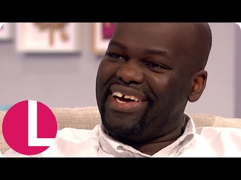 Daliso Chaponda Gets a Special Message! | Lorraine