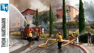 Why We Can't Privatize Fire Fighters... Again