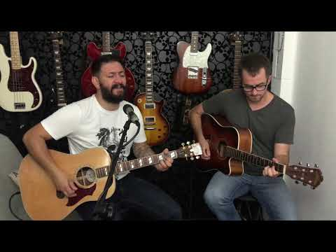 Kip Moore - She's Mine (Acoustic Cover)