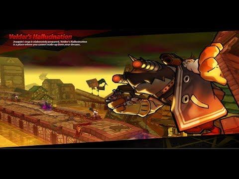 [ELSWORD EU] T.RS 5-X Dungeon Play (Velder Secret Dungeon)