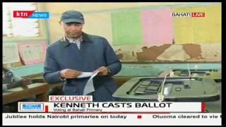 Who do you think Aspirant Peter Kenneth picks for Nairobi Senator and Woman Rep?