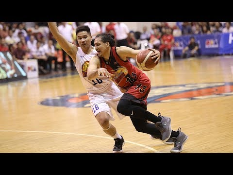 [Sport5]  San Miguel-TNT last two minutes | PBA Governors' Cup 2019