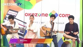 The Overtunes Ft. Monita Tahalea - Bicara | Kongkow Okezone (5/5)