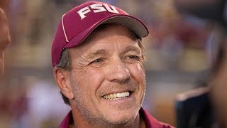 Jimbo Fisher Thanks FSU During Texas A&M Press Conference